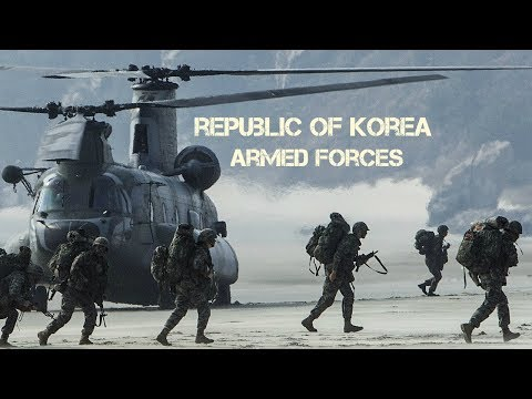Republic of Korea Armed Forces - 대한민국 국군