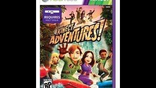 1#Обзор игры для xbox 360 'Kinect Adventures'