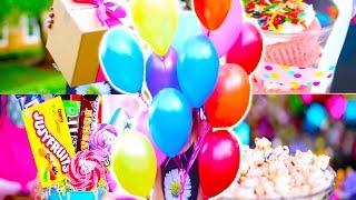 DIY Birthday Presents and Treats!!