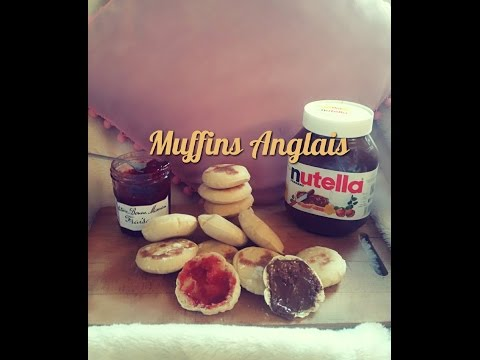 [-recette-anglaise-]-♡-muffins-anglais-♡