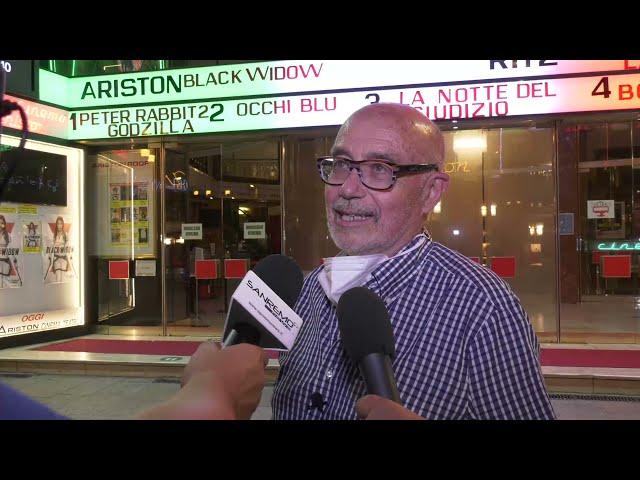 Estate 2021: torna il grande #Cinema sotto le stelle in piazza Borea d'Olmo a Sanremo