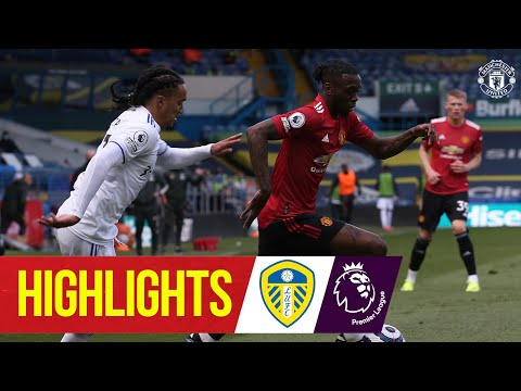 Stalemate at Elland Road | Leeds United 0-0 Manchester United | Highlights | Premier League