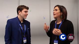 Blockchain Interviews - ShapeShift.io CMO Emily at BTC Miami