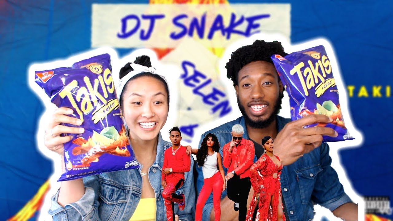 DJ SNAKE FEAT. SELENA GOMEZ, OZUNA & CARDI B - TAKI TAKI (OFFICIAL AUDIO) | REACTION - YouTube
