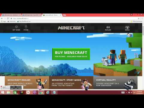 How to get premium minecraft accounts(no surveys)(no hacking) very simple.( mcleaks)