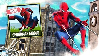 *NEU* SPIDERMAN Modus in FORTNITE