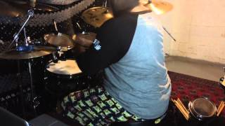 AoK PowerTrip Cover (DeJuan Watson On Drums)