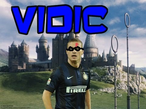 Quidditch Battle!! Inter Milan Vidic FIFA 14 Squad Builders