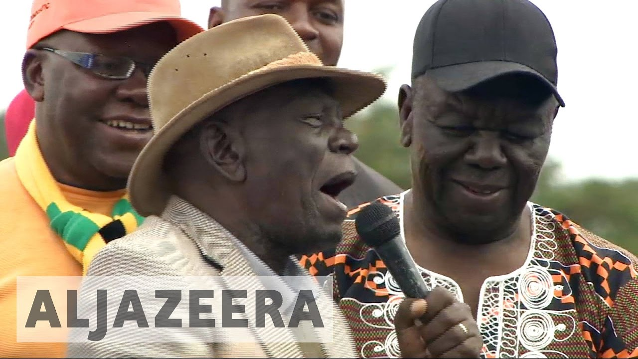 Zimbabwe opposition rallies for fair elections