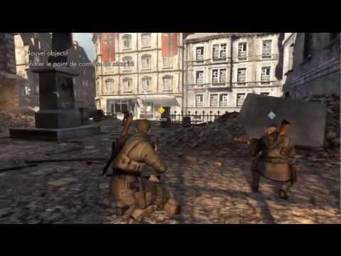 Sniper Elite v2 | Mission Coop Rues de Shoneberg | Com Live #39