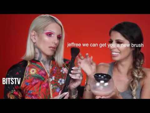 Laura Lee annoying Jeffree Star for 2 minutes straight