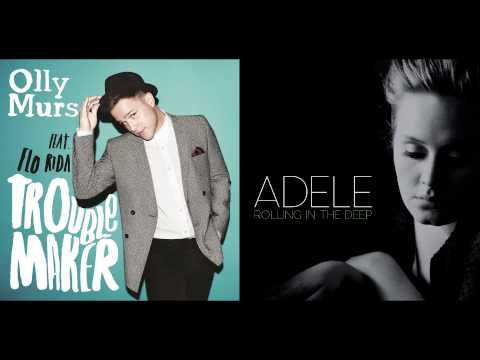 Olly Murs vs. Adele  - Troublemaker In The Deep