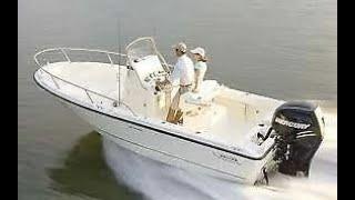 2003 Boston Whaler 190 Nantucket Center Console