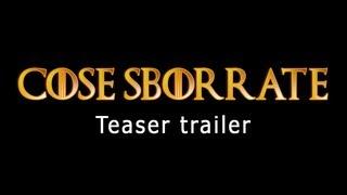 Cose Sborrate - Teaser trailer