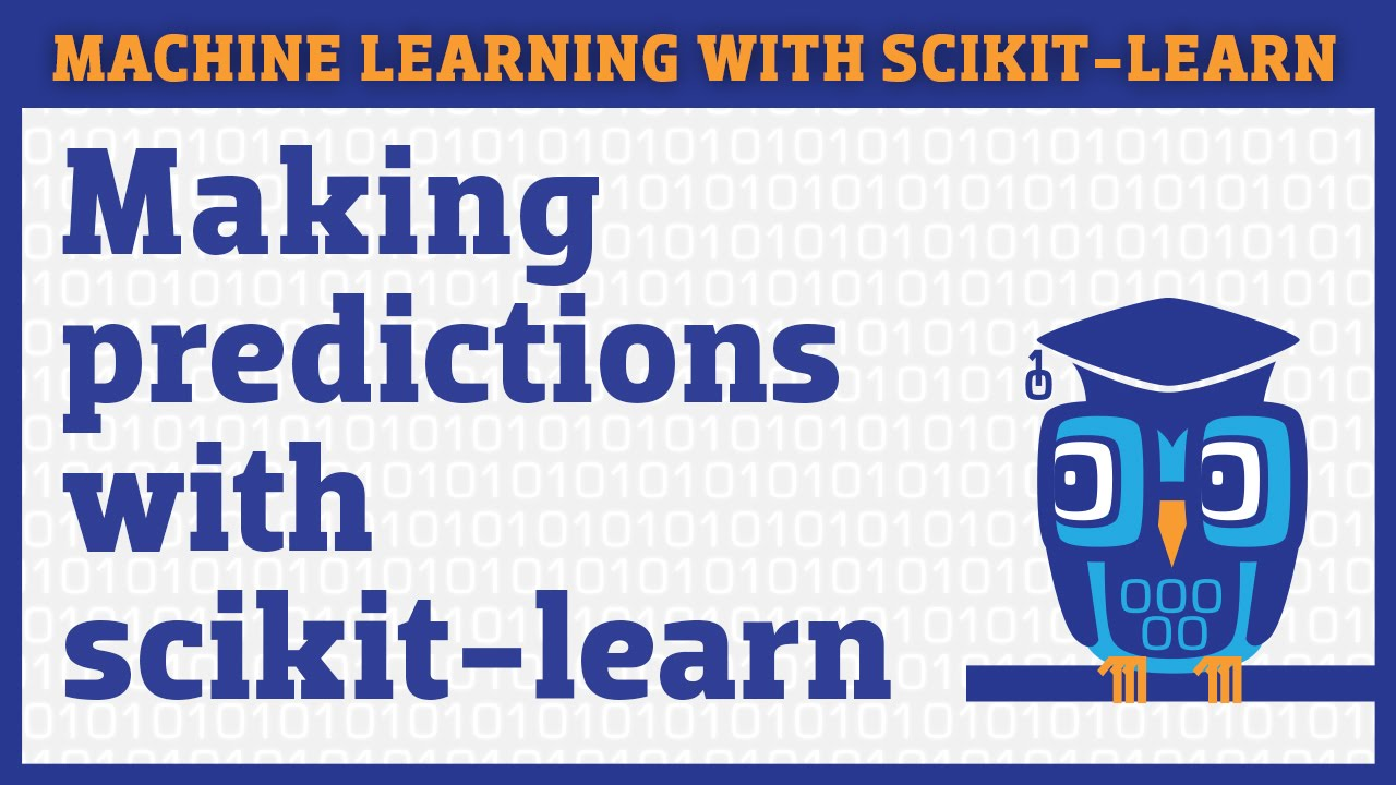 Scikit Learn Tutorial - Machine Learning in Python ...