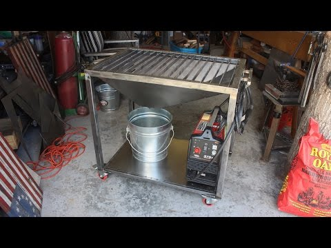 Plasma Table for Lincoln Electric   DIY