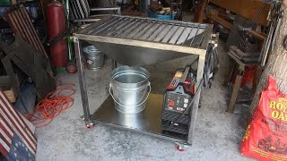 Plasma Table for Lincoln Electric | DIY