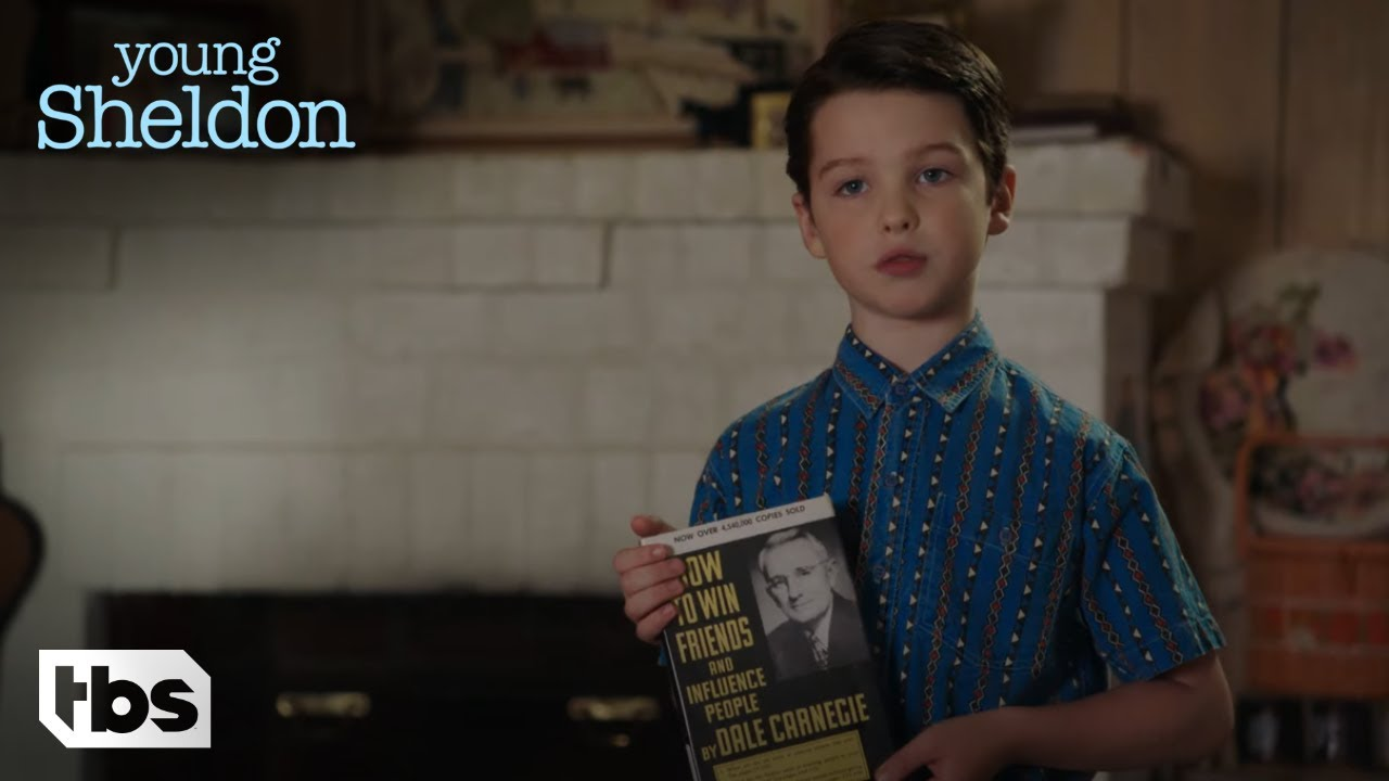 Download Young Sheldon: How to Make Friends (Season 1 Episode 2 Clip) | TBS
