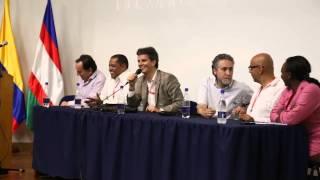 Panel de reflexión - Capital Social para la Sostenibilidad y Competitividad