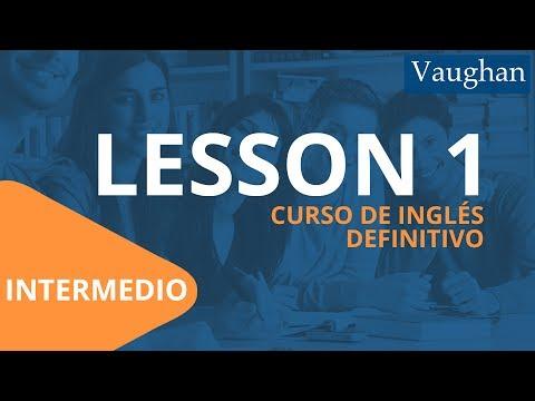 lección-1---nivel-intermedio- -curso-vaughan-para-aprender-inglés-gratis