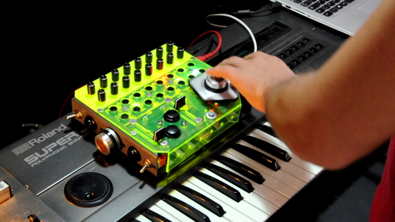 Arduino MIDI controller - DART SPECIALE - Pitch-Bend control & Scale-Learn  function