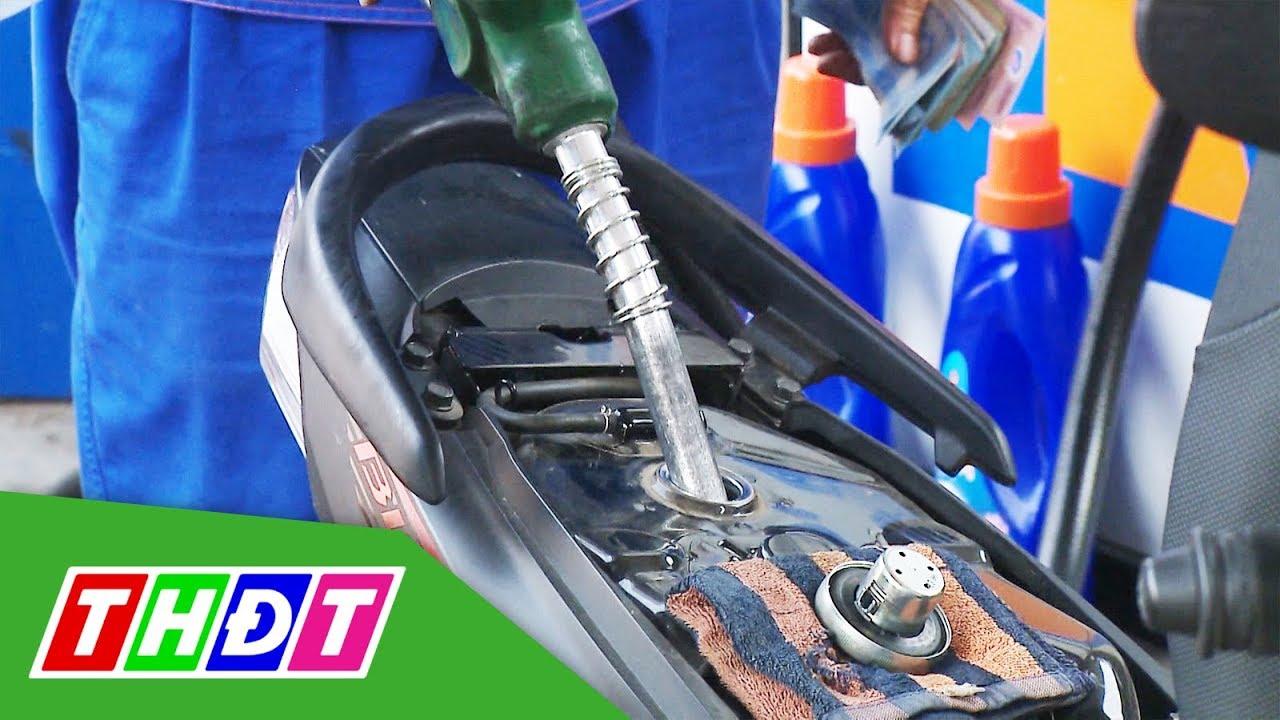 Giá xăng, dầu giảm từ 15h chiều nay (16/10/2019) | THDT