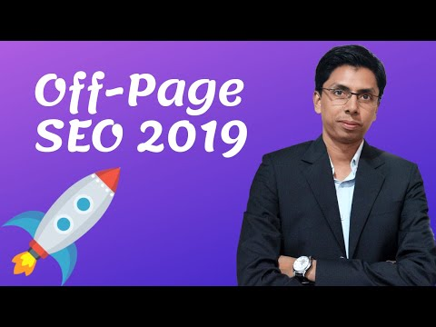 Off-Page SEO 2019 | অফ-পেজ এসইও | SEO Bangla Tutorial by Md Faruk Khan