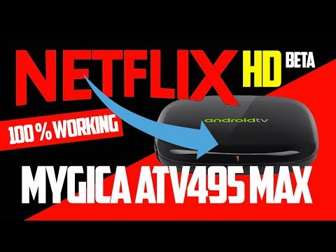 Install Netflix HD Beta Image On MyGica TV495 MAX - How To