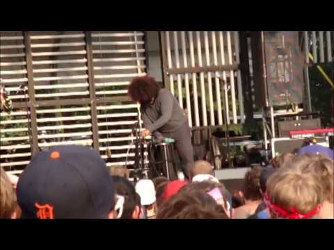 Reggie Watts Live @ Electric Forest 2012