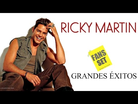 Ricky Martin Grandes Éxitos Mix || Ricky Martin Playlist