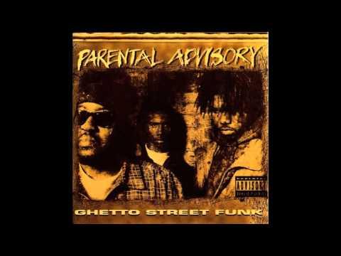 Parental Advisory - Ghetto Head Hunter