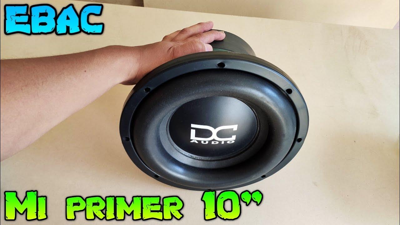 "Mostrando Pequeño Monstruo DC audio Level 4 10"" 1500 watts RMS | EBAC"