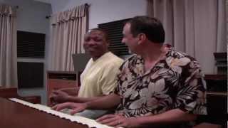 Tony Monaco and Jimmy Smith Jr. Swing - Hammond B3 Documentary