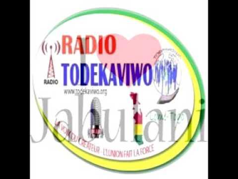JABULANI-RADIO TODEKAVIWO TONTON EDOUARD TOGO