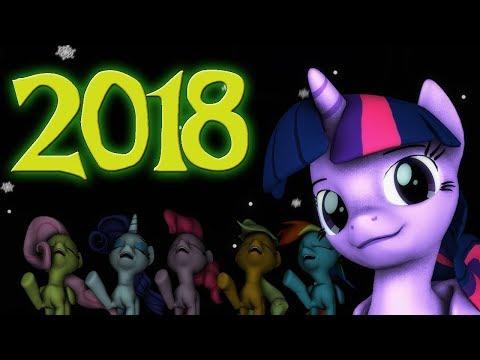 [SFM] ABBA - Happy New Year 2018