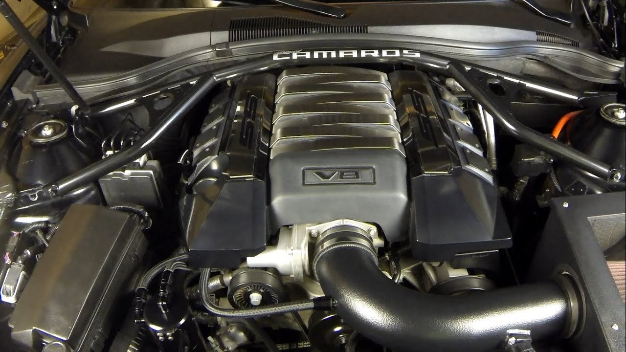 camaro engine dress up gallery