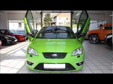 ford focus st umbau tuning 2009 2011 youtube. Black Bedroom Furniture Sets. Home Design Ideas