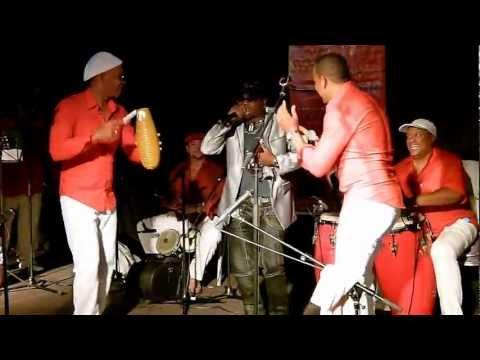 "Septeto Nabori 2012 ""Venga el Carnaval"" - Feat Tirso Duarte @ Toulouse (France)"
