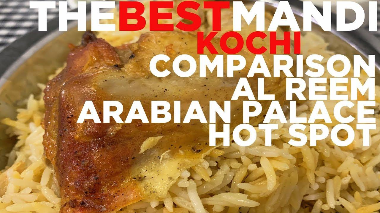 The Best Mandi in Kochi
