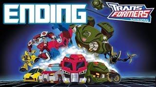 Transformers Animated - ENDING - Final Boss Megatron Battle!