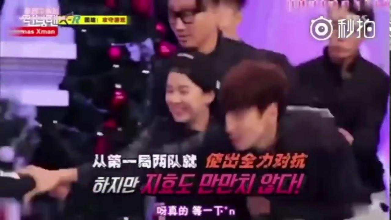 李光洙用7年守護的女人— 宋智孝 - YouTube