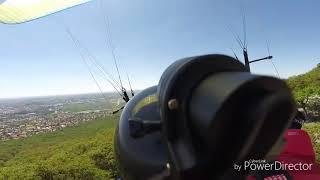Paragliding  Crash Moments