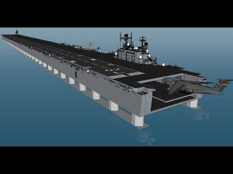 Mobile Offshore Base (aircraft carrier)