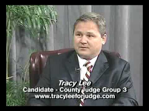 Tracy Lee TV Interview Part 1