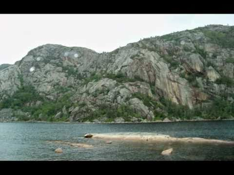 Roadtrip from Kristiansand to Stavanger and a short tour of Stavanger.wmv