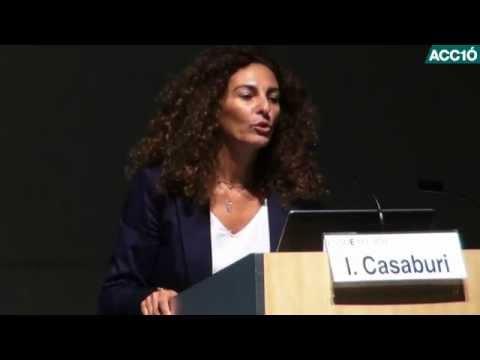 Ivana Casaburi - La Xina: de fàbrica del món a centre d'innovació / ACC1Ó