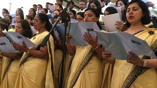 Gambar cover Gabriel's message by St. John's church choir, Vellore