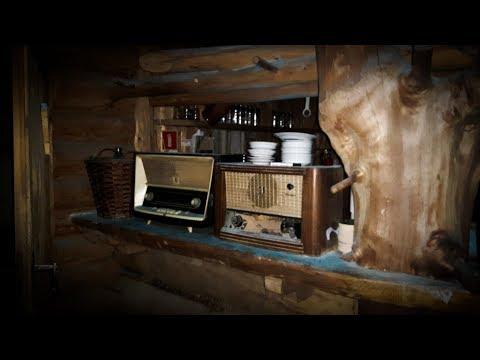Opuszczony zajazd ( piękne, stare radia lampowe)- Urbex PKR