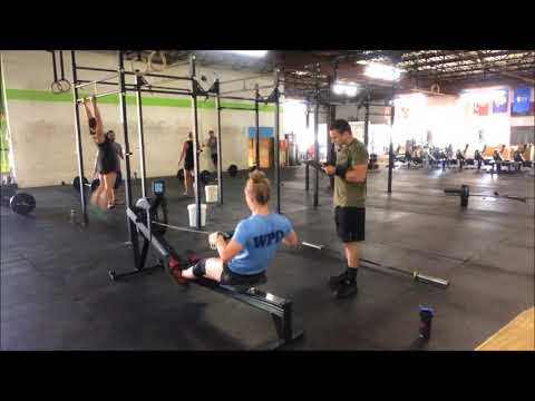 CrossFit Equity - 2017 Team Series Event 8: Kir and Cole