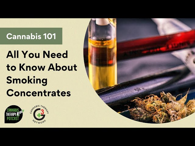 Tips For How To Smoke Cannabis Concentrates